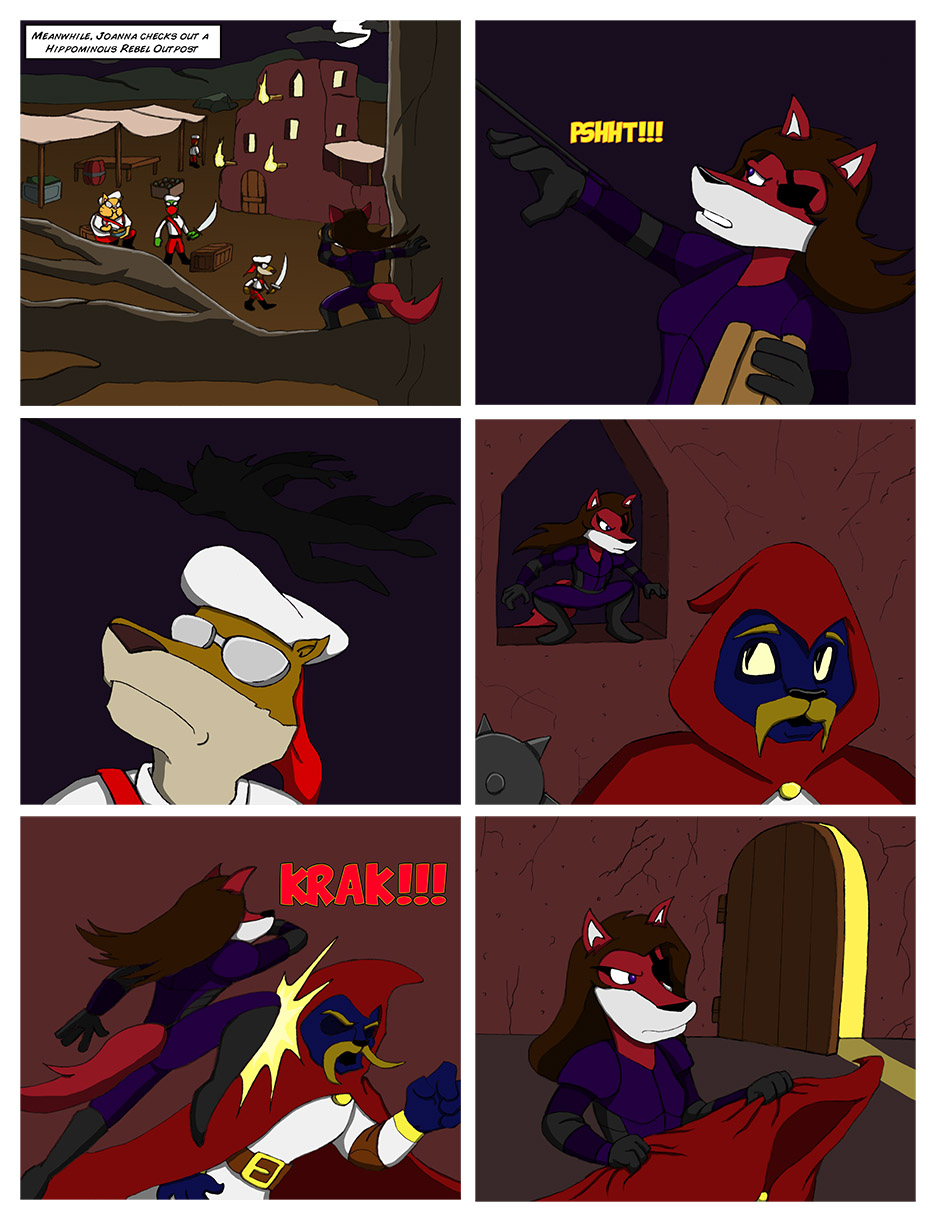 Dogstar: Chapter 3 - Page 13