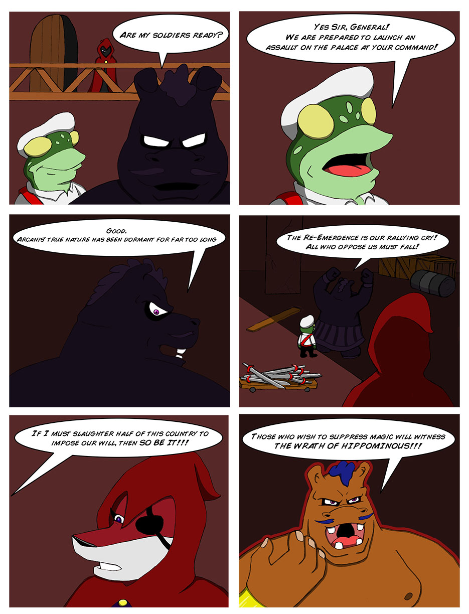 Dogstar: Chapter 3 - Page 14