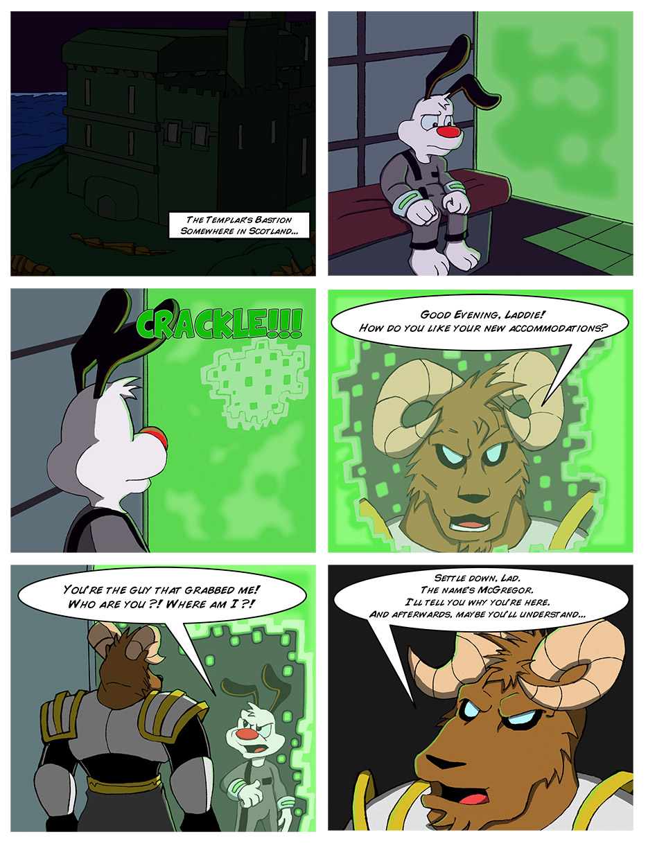 Dogstar: Chapter 4 - Page 2