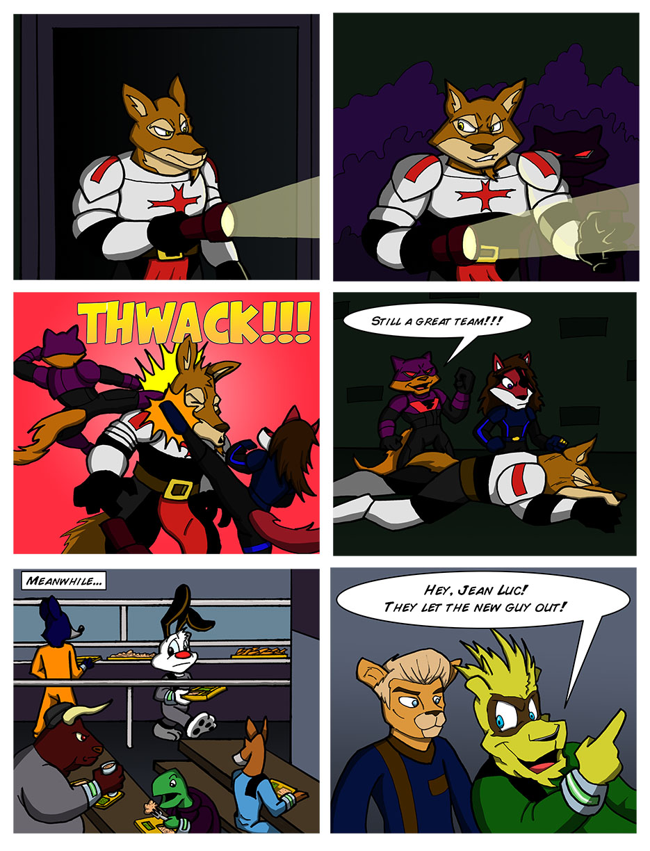 Dogstar: Chapter 4 - Page 6