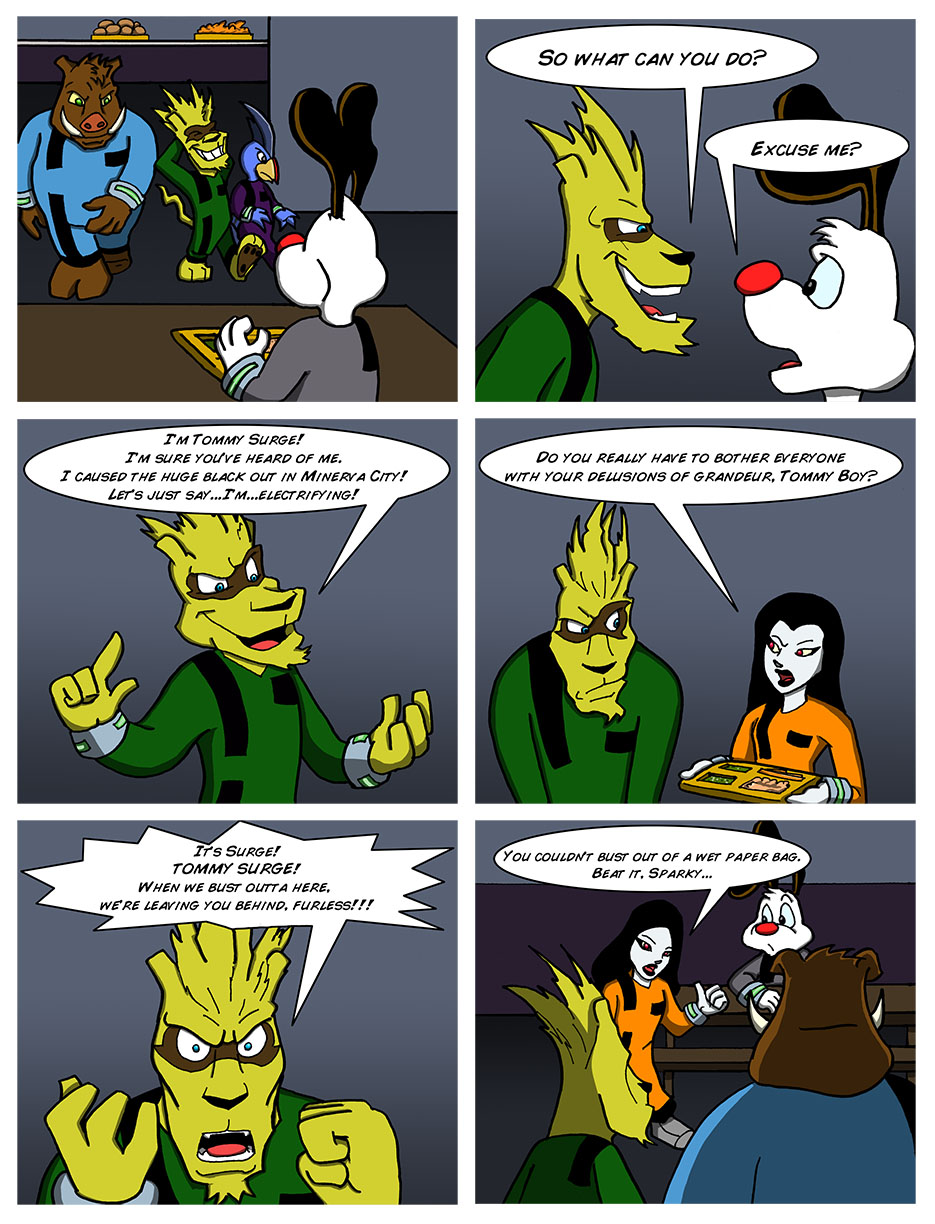 Dogstar: Chapter 4 - Page 7