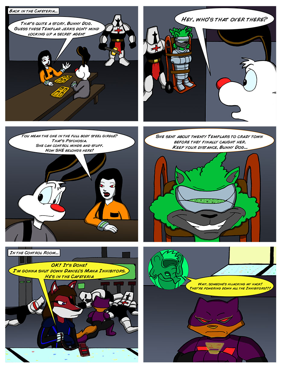 Dogstar: Chapter 4 - Page 9