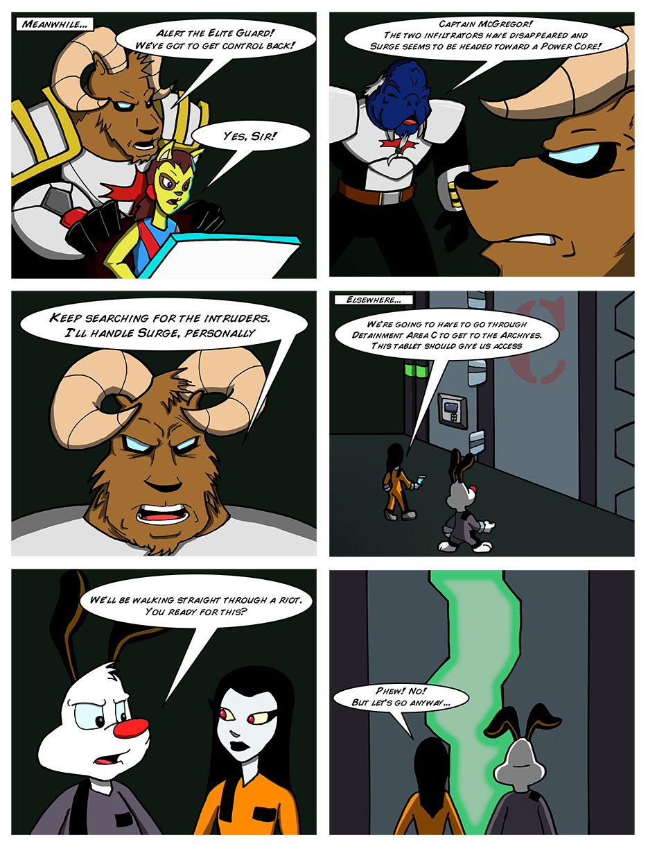 Dogstar: Chapter 4 - Page 16