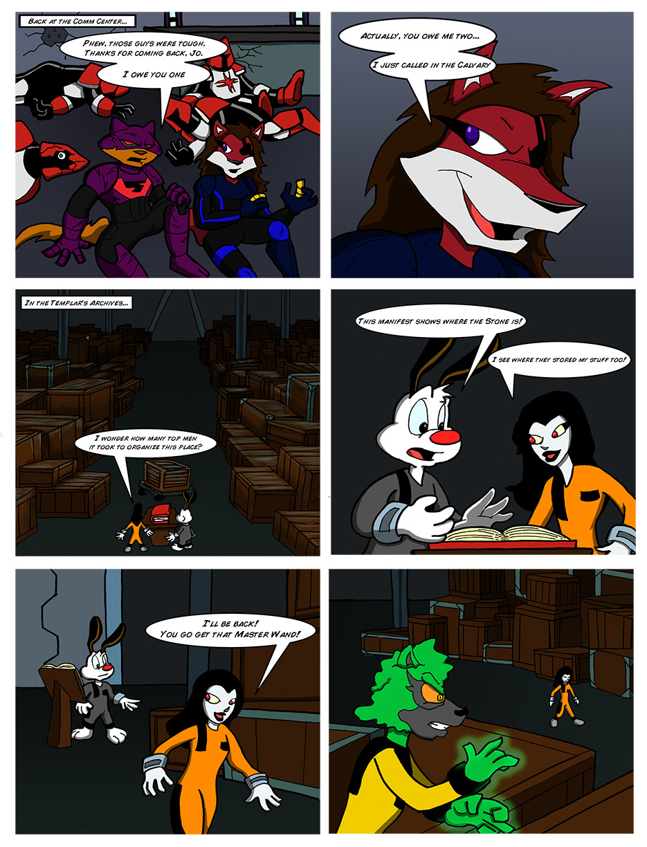 Dogstar: Chapter 4 - Page 23