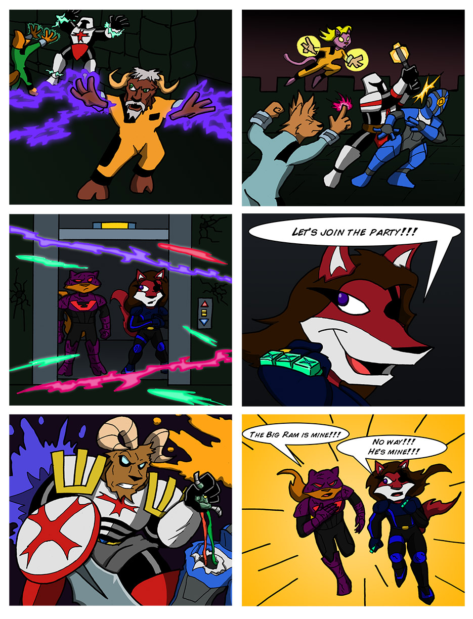 Dogstar: Chapter 4 - Page 29