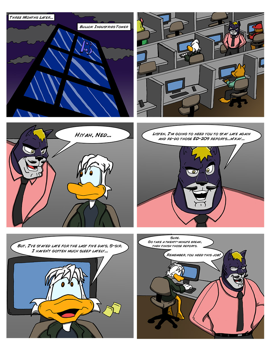 Dogstar: Chapter 5 - Page 5