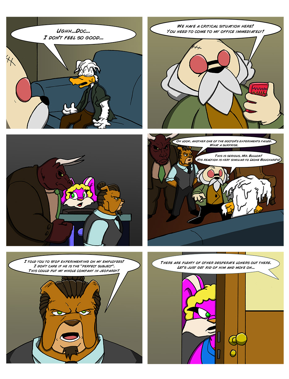 Dogstar: Chapter 5 - Page 8