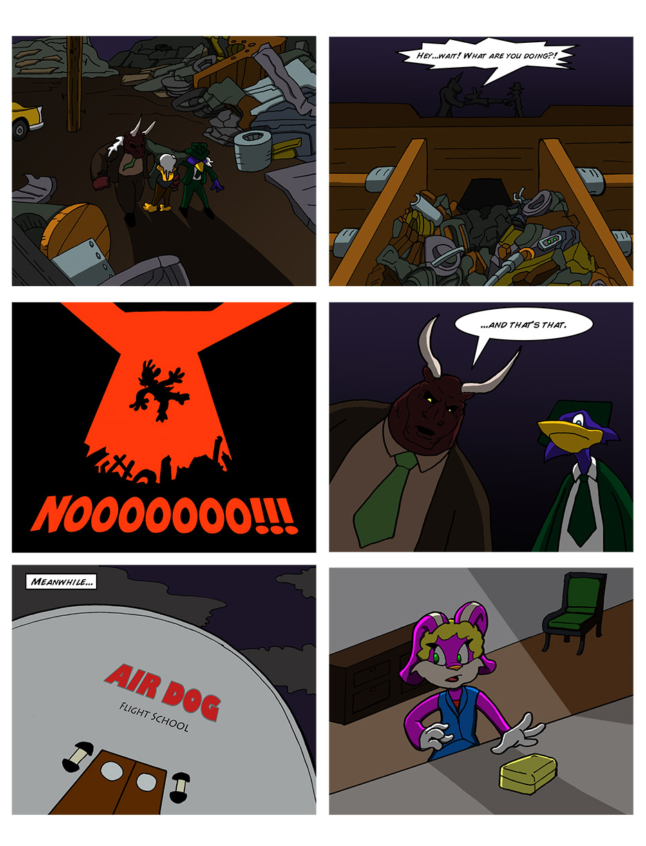 Dogstar: Chapter 5 - Page 10