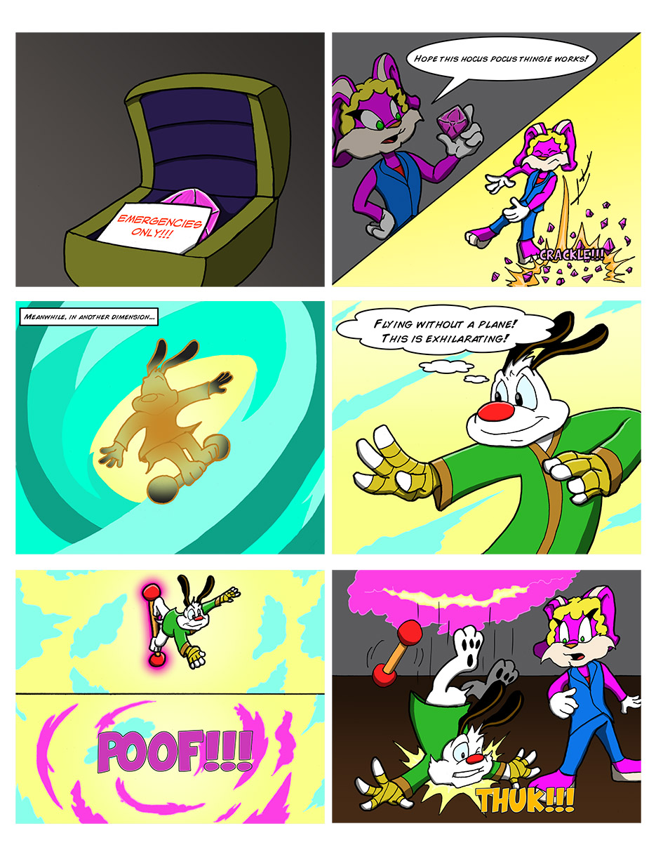 Dogstar: Chapter 5 - Page 11