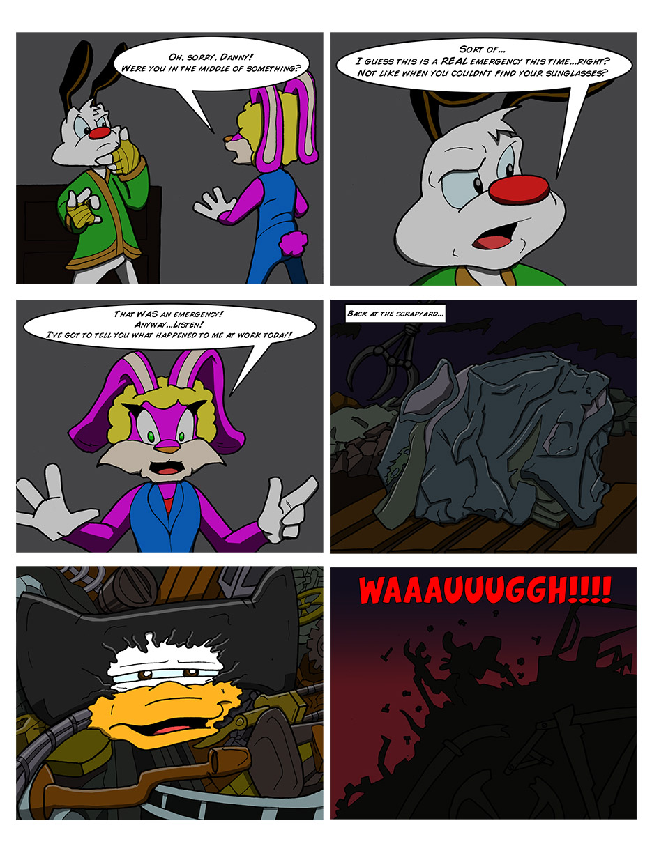 Dogstar: Chapter 5 - Page 12