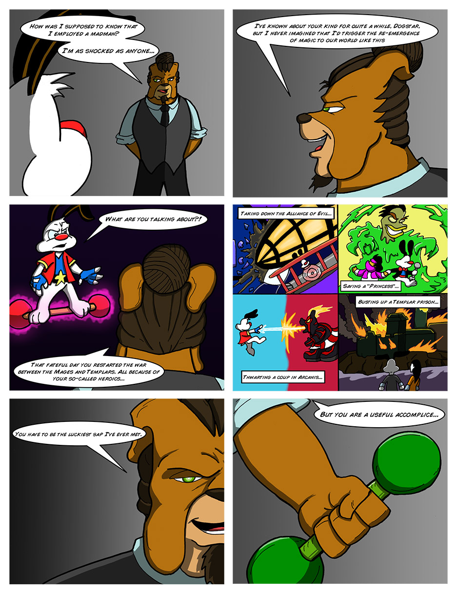 Dogstar: Chapter 5 - Page 36