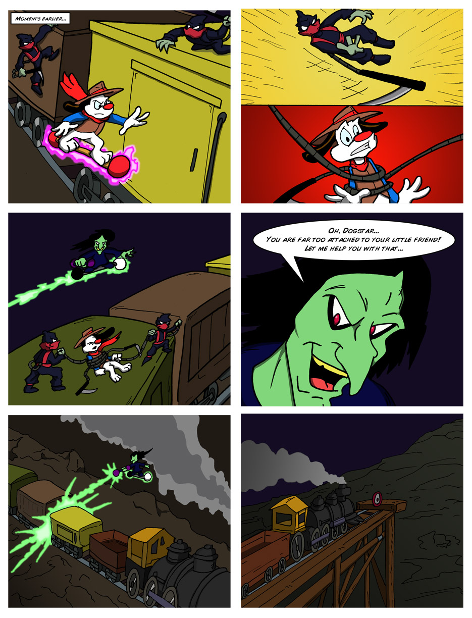 Dogstar: Chapter 6 - Page 27