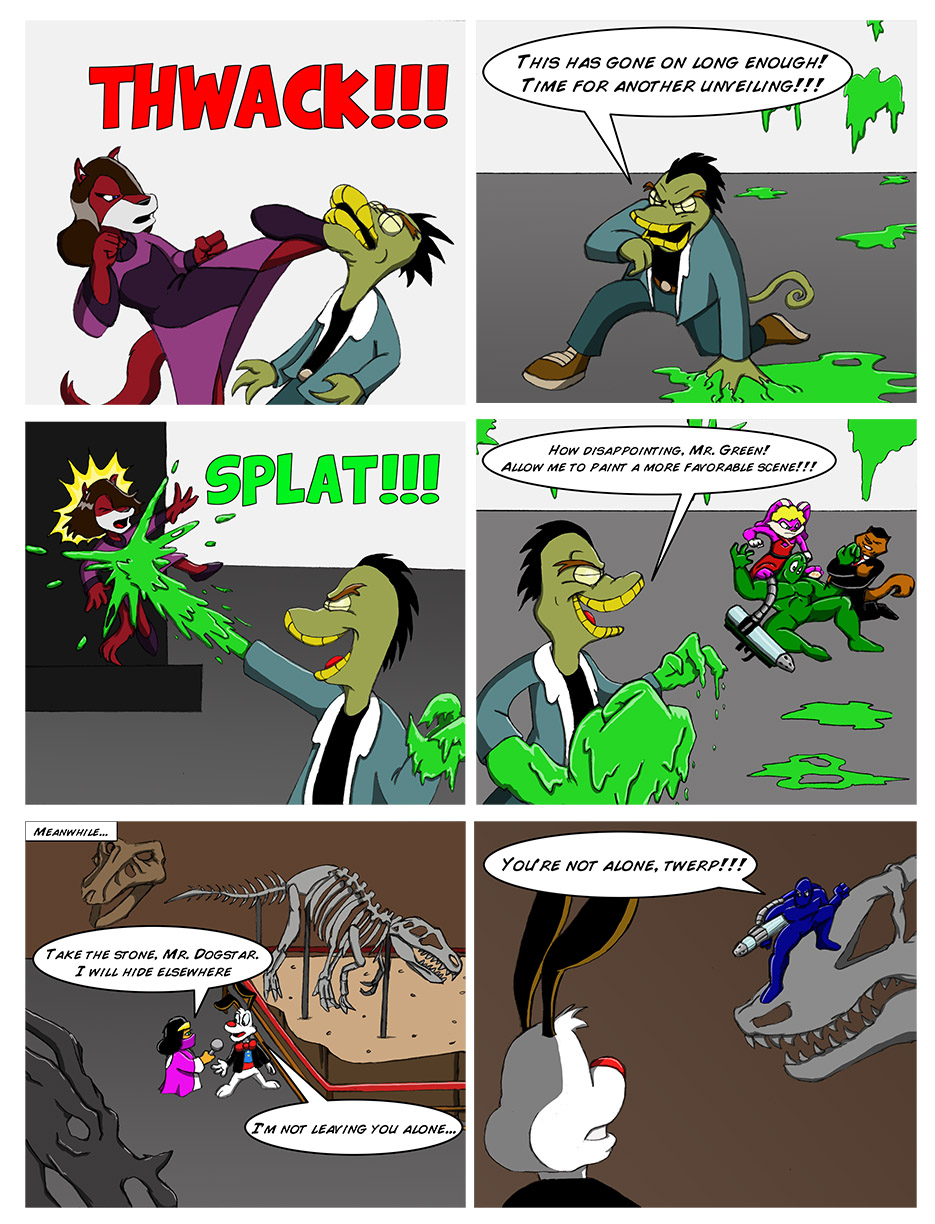 Dogstar: Chapter 2 - Page 10