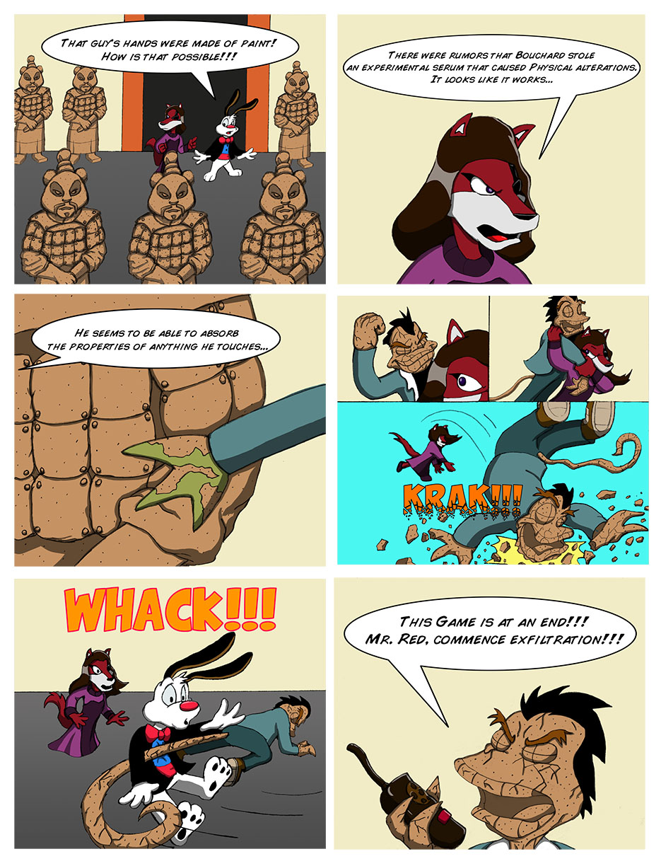 Dogstar: Chapter 2 - Page 16
